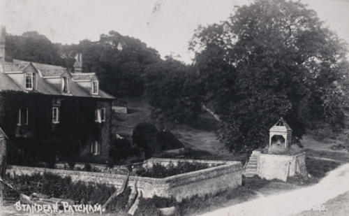 These photographs now form part of the Muriel Elms Collection and can be seen via the Preston and Old Patcham Society website, later to become the property of the Brighton and Hove Archaeological Society