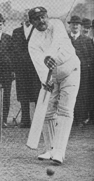 K S Ranjitsinhji was an Indian King and Test cricketer who played for the English cricket team, Cambridge University and for Sussex.
